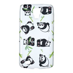 Panda Tile Cute Pattern Galaxy S4 Active
