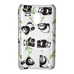 Panda Tile Cute Pattern Nokia Lumia 620