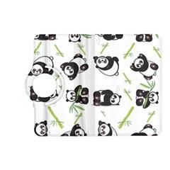 Panda Tile Cute Pattern Kindle Fire Hd (2013) Flip 360 Case