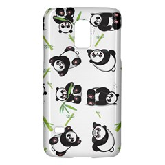 Panda Tile Cute Pattern Galaxy S5 Mini