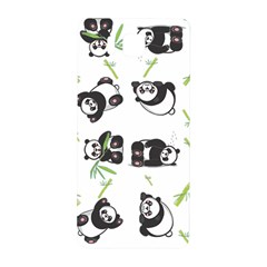 Panda Tile Cute Pattern Samsung Galaxy Alpha Hardshell Back Case