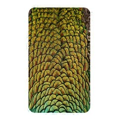 Colorful Iridescent Feather Bird Color Peacock Memory Card Reader