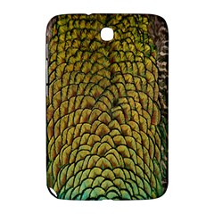 Colorful Iridescent Feather Bird Color Peacock Samsung Galaxy Note 8 0 N5100 Hardshell Case