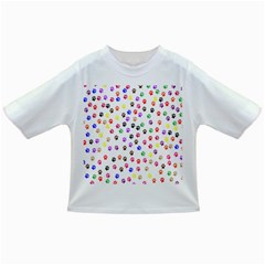 Paw Prints Background Infant/toddler T Shirts