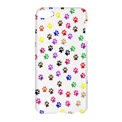 Paw Prints Background Apple Ipod Touch 5 Hardshell Case
