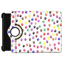 Paw Prints Background Kindle Fire Hd 7