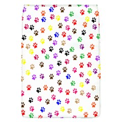 Paw Prints Background Flap Covers (l)