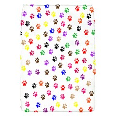 Paw Prints Background Flap Covers (s)