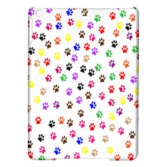 Paw Prints Background Ipad Air Hardshell Cases