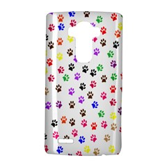 Paw Prints Background Lg G4 Hardshell Case