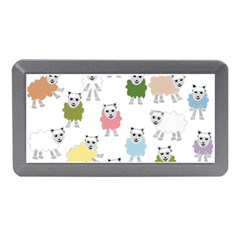 Sheep Cartoon Colorful Memory Card Reader (mini)