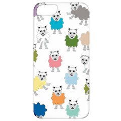 Sheep Cartoon Colorful Apple Iphone 5 Classic Hardshell Case