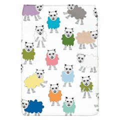 Sheep Cartoon Colorful Flap Covers (s)
