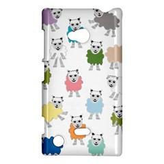 Sheep Cartoon Colorful Nokia Lumia 720