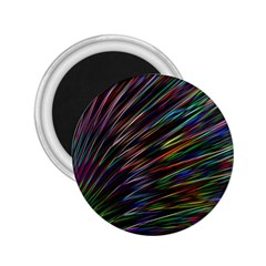Texture Colorful Abstract Pattern 2 25  Magnets
