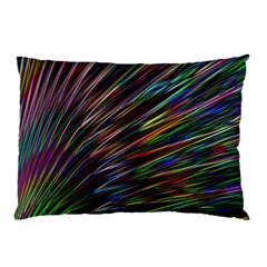 Texture Colorful Abstract Pattern Pillow Case