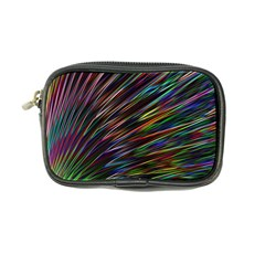 Texture Colorful Abstract Pattern Coin Purse
