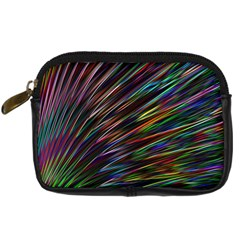 Texture Colorful Abstract Pattern Digital Camera Cases