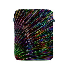Texture Colorful Abstract Pattern Apple Ipad 2/3/4 Protective Soft Cases
