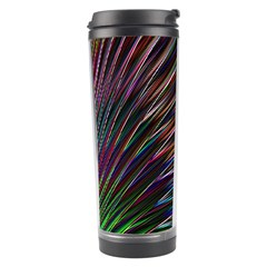 Texture Colorful Abstract Pattern Travel Tumbler