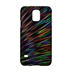 Texture Colorful Abstract Pattern Samsung Galaxy S5 Hardshell Case
