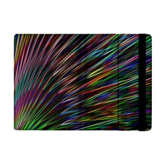 Texture Colorful Abstract Pattern Ipad Mini 2 Flip Cases