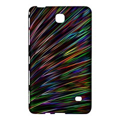 Texture Colorful Abstract Pattern Samsung Galaxy Tab 4 (8 ) Hardshell Case