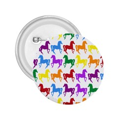 Colorful Horse Background Wallpaper 2.25  Buttons