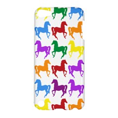 Colorful Horse Background Wallpaper Apple Ipod Touch 5 Hardshell Case