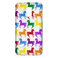 Colorful Horse Background Wallpaper Galaxy S5 Mini
