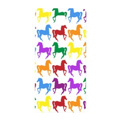 Colorful Horse Background Wallpaper Samsung Galaxy Alpha Hardshell Back Case