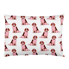 Dog Animal Pattern Pillow Case