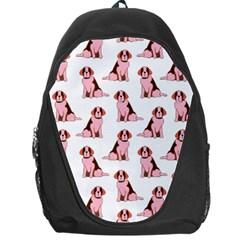 Dog Animal Pattern Backpack Bag