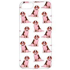 Dog Animal Pattern Apple iPhone 5 Classic Hardshell Case