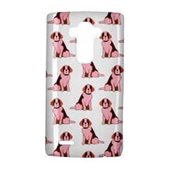 Dog Animal Pattern Lg G4 Hardshell Case