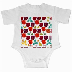 Tree Pattern Background Infant Creepers