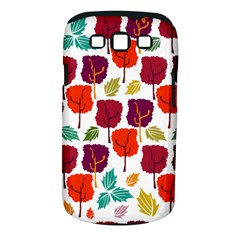 Tree Pattern Background Samsung Galaxy S Iii Classic Hardshell Case (pc+silicone)