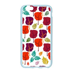 Tree Pattern Background Apple Seamless iPhone 6/6S Case (Color)