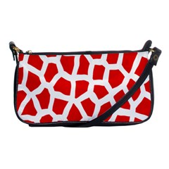 Animal Animalistic Pattern Shoulder Clutch Bags
