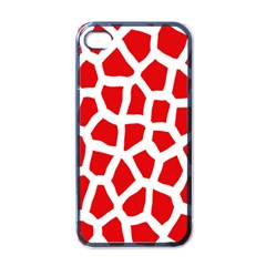 Animal Animalistic Pattern Apple Iphone 4 Case (black)
