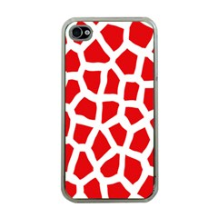 Animal Animalistic Pattern Apple iPhone 4 Case (Clear)