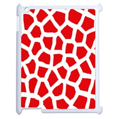 Animal Animalistic Pattern Apple Ipad 2 Case (white)