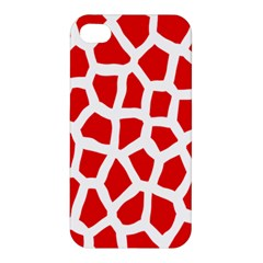 Animal Animalistic Pattern Apple Iphone 4/4s Hardshell Case