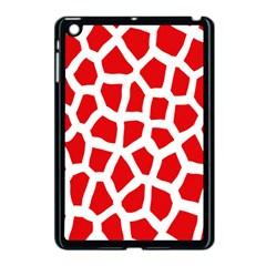 Animal Animalistic Pattern Apple Ipad Mini Case (black)