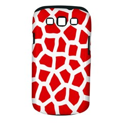 Animal Animalistic Pattern Samsung Galaxy S Iii Classic Hardshell Case (pc+silicone)