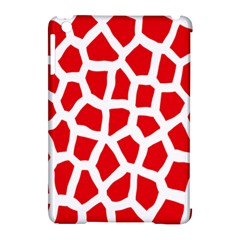 Animal Animalistic Pattern Apple Ipad Mini Hardshell Case (compatible With Smart Cover)