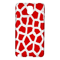 Animal Animalistic Pattern Samsung Galaxy Note 3 N9005 Hardshell Case
