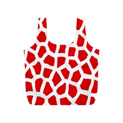 Animal Animalistic Pattern Full Print Recycle Bags (S)
