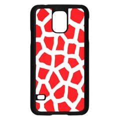 Animal Animalistic Pattern Samsung Galaxy S5 Case (black)