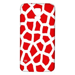 Animal Animalistic Pattern Samsung Galaxy S5 Back Case (white)